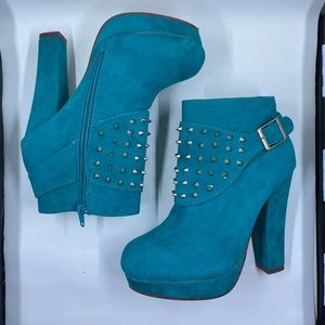 Beyond Heels with Studs